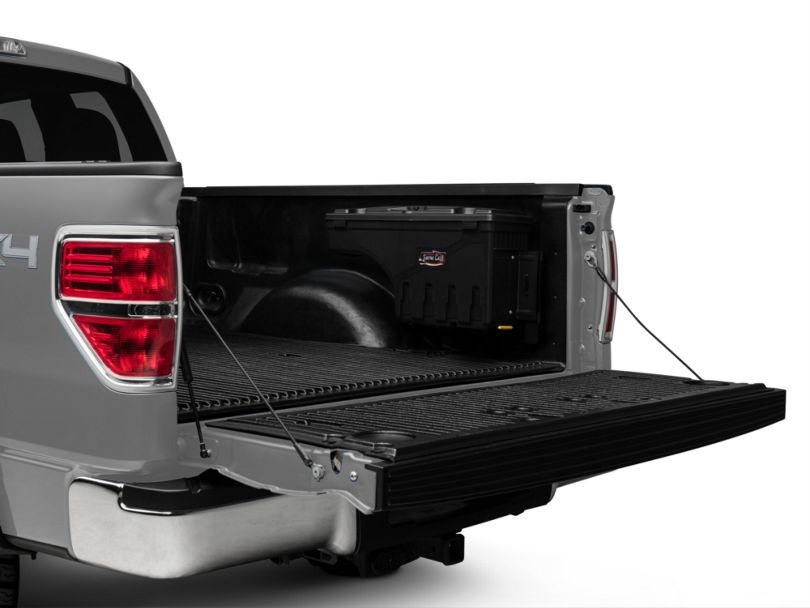 UnderCover Swing Case Storage System; Passenger Side (97-14 F-150, Excluding Flareside)