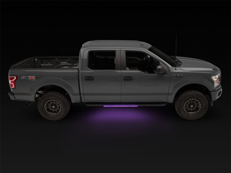 Axial Flexible LED Strip 36 in. - w/ ColorSHIFT Controller (97-19 F-150)