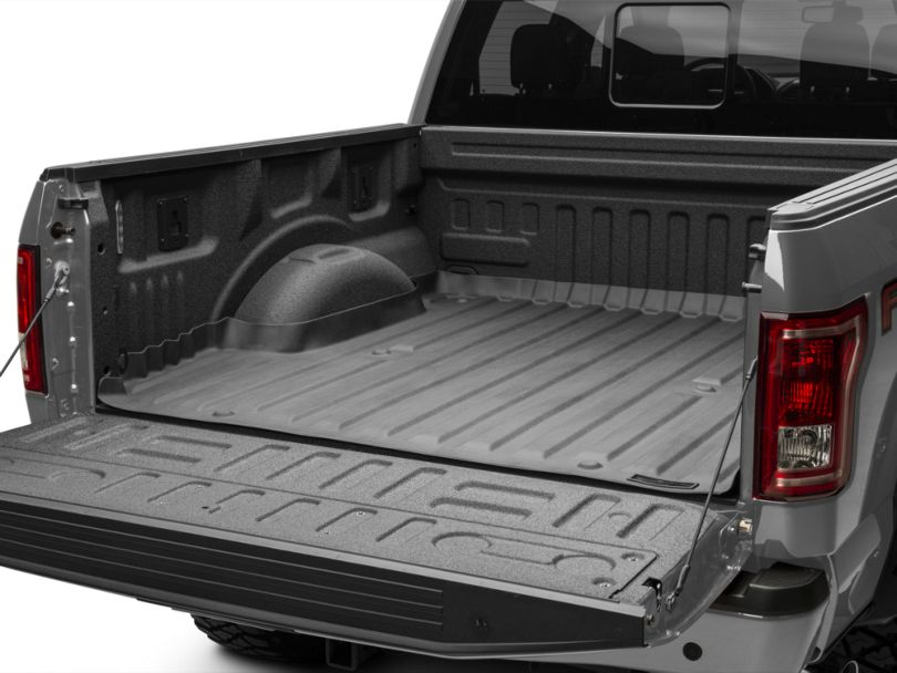 Weathertech TechLiner Bed Liner - Black (15-20 F-150 w/ 5.5 ft. Bed)