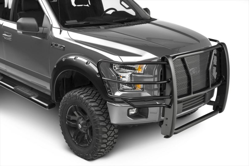Barricade Extreme Heavy Duty Brush Guard - Black (15-17 F-150, Excluding Raptor)