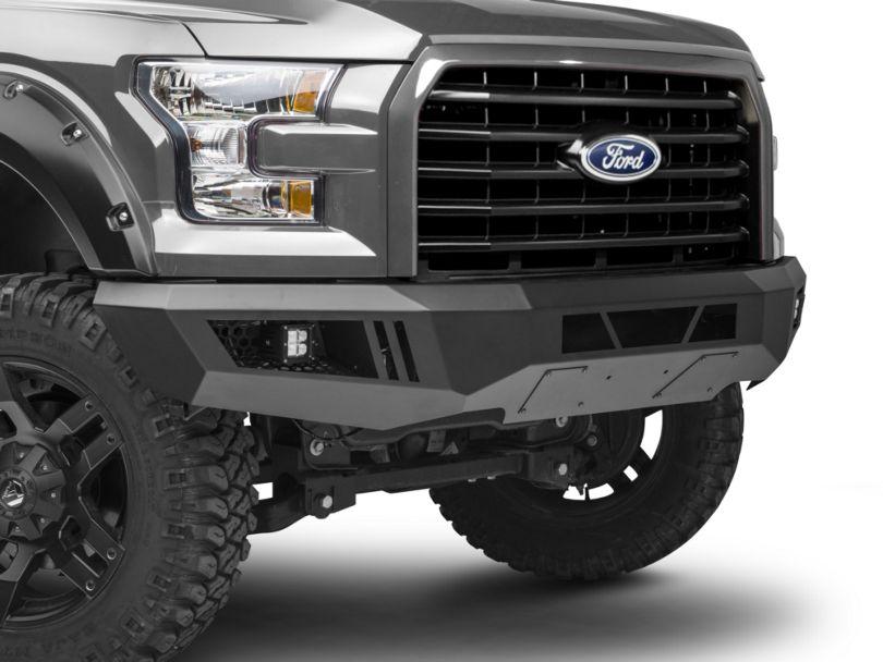 Barricade Extreme HD Front Bumper w/ LED Fog Lights (15-17 F-150, Excluding Raptor)