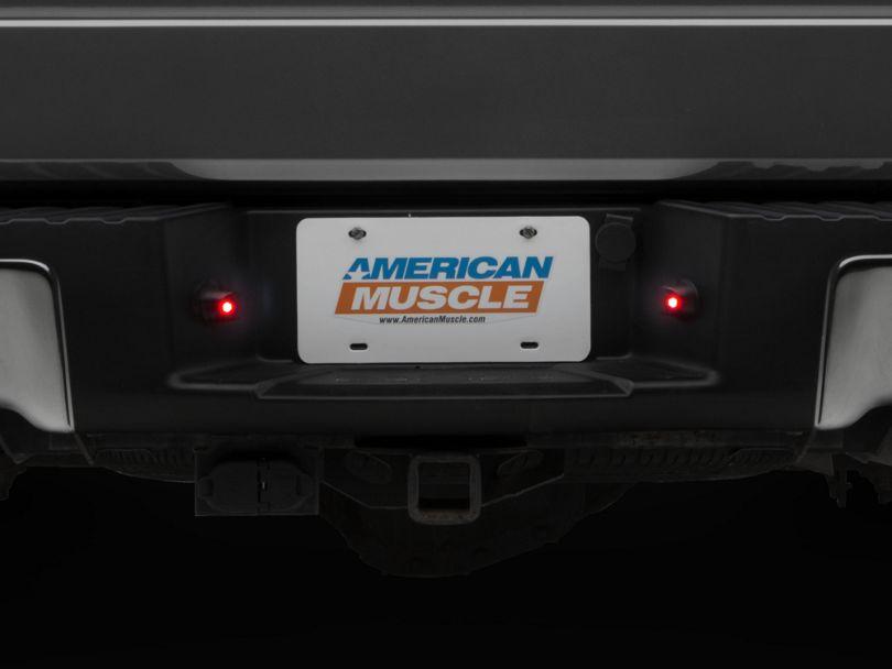 LED License Plate Illumination Kit (97-14 F-150)