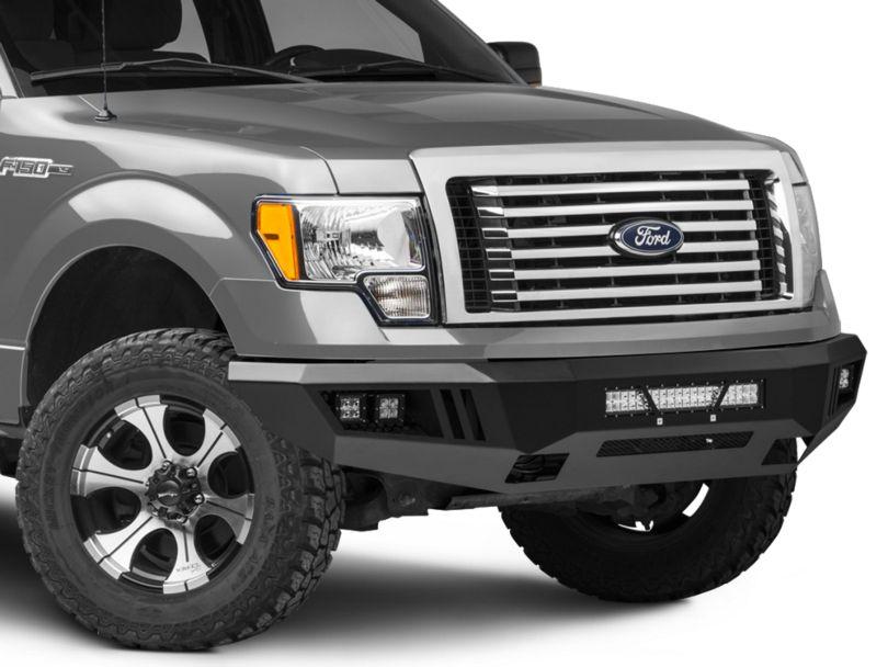 Barricade Extreme HD Front Bumper w/ LED Light Bar, Fog & Spot Lights (09-14 F-150, Excluding Raptor)