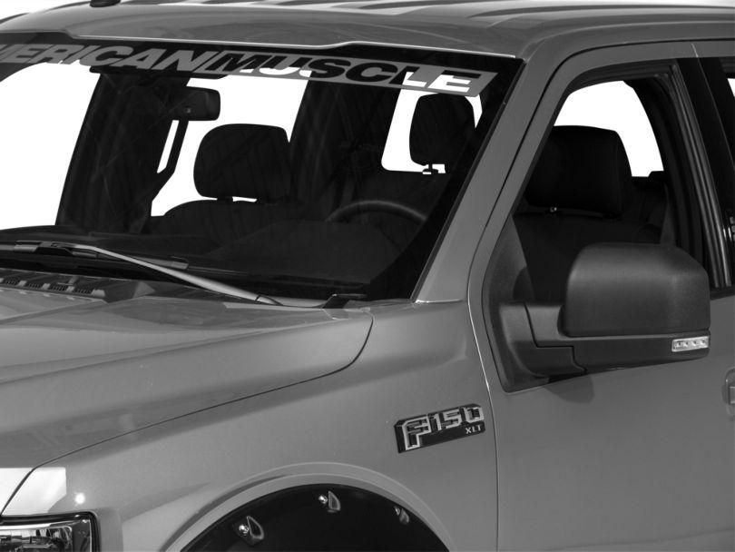 ZRoadz Two 3-Inch LED Light Cube Hood Hinge Mounting Brackets (15-20 F-150)