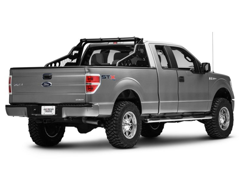 Addictive Desert Designs Race Series-R Chase Rack w/ Tire Carrier (04-19 F-150 Styleside)