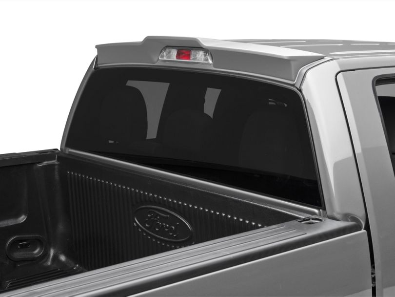 MMD Rear Roof Cab Spoiler - Pre-Painted (09-14 F-150, Excluding Raptor)
