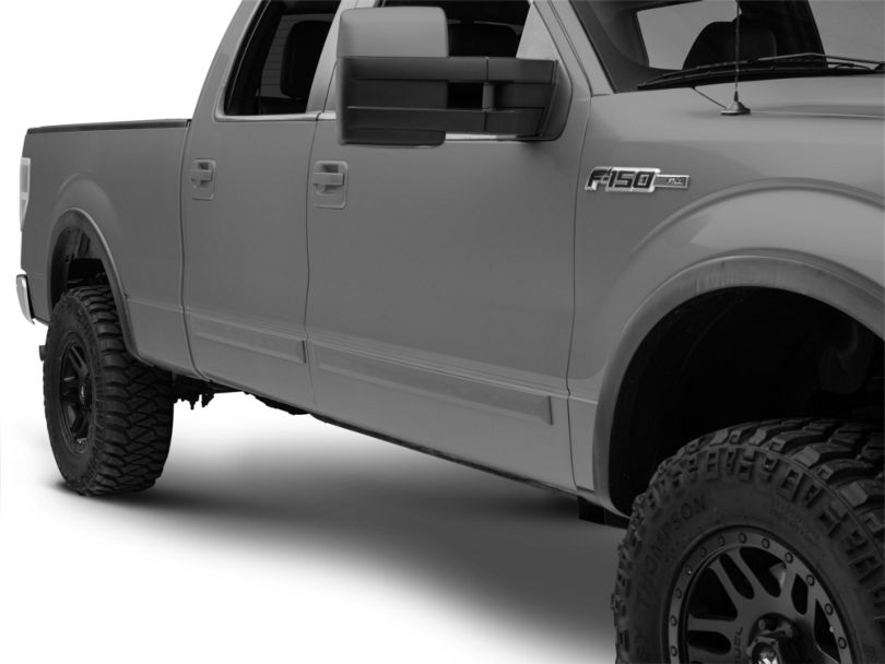 MMD Rugged Look Body Side Moldings - Pre-Painted (09-19 F-150 SuperCrew)