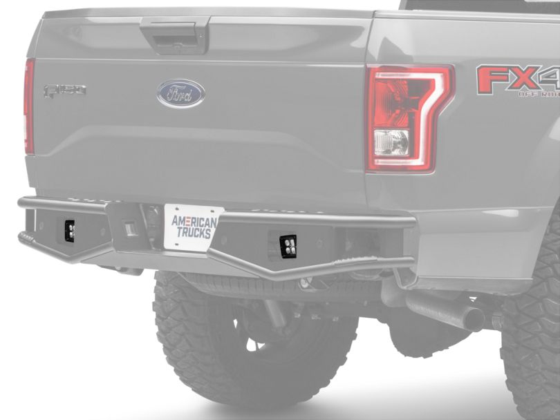 Barricade LED Fog Lights for Barricade Extreme HD Rear Bumpers (06-18 F-150)