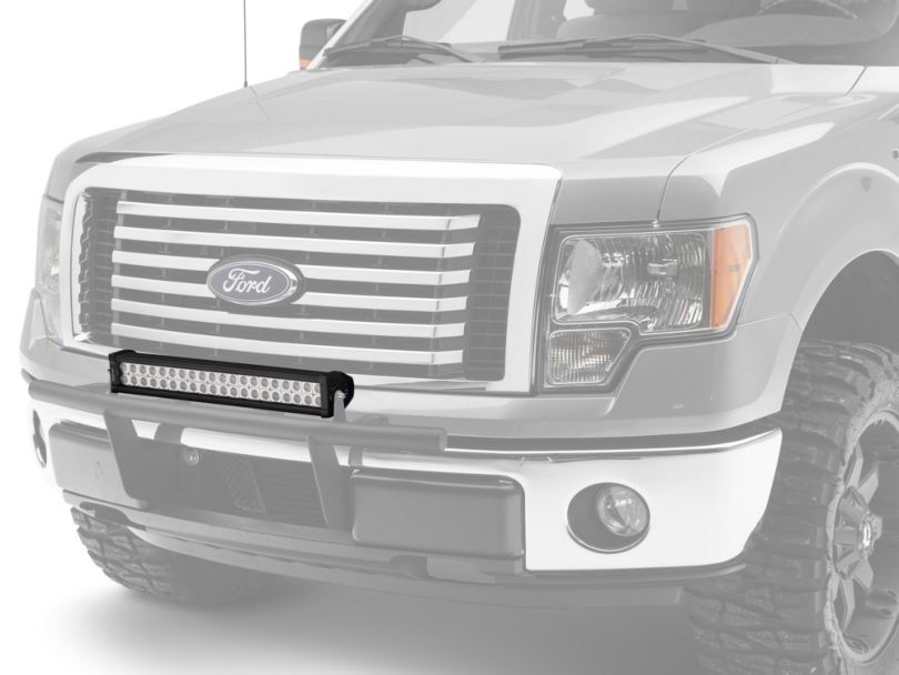 Alteon 21 in. 7 Series LED Light Bar - 60 Degree Flood Beam