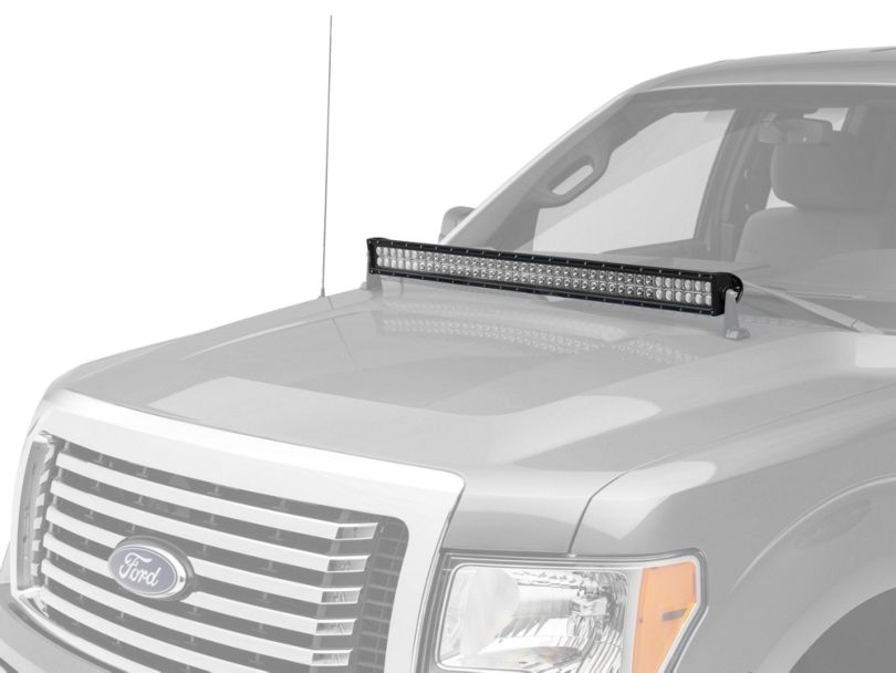 Alteon 41 in. 11 Series LED Light Bar - 30 & 60 Degree Flood Beam