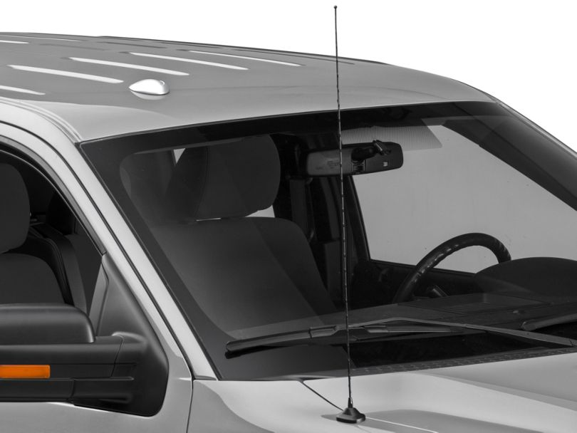 MMD Satellite Antenna Cover - Pre-Painted (09-14 F-150)