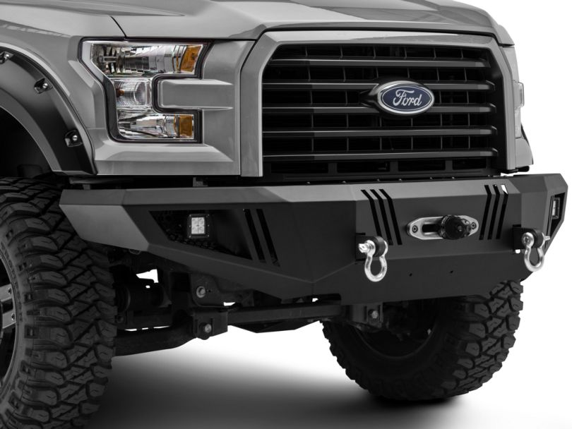 Barricade Extreme HD Winch Front Bumper (15-17 F-150, Excluding Raptor)