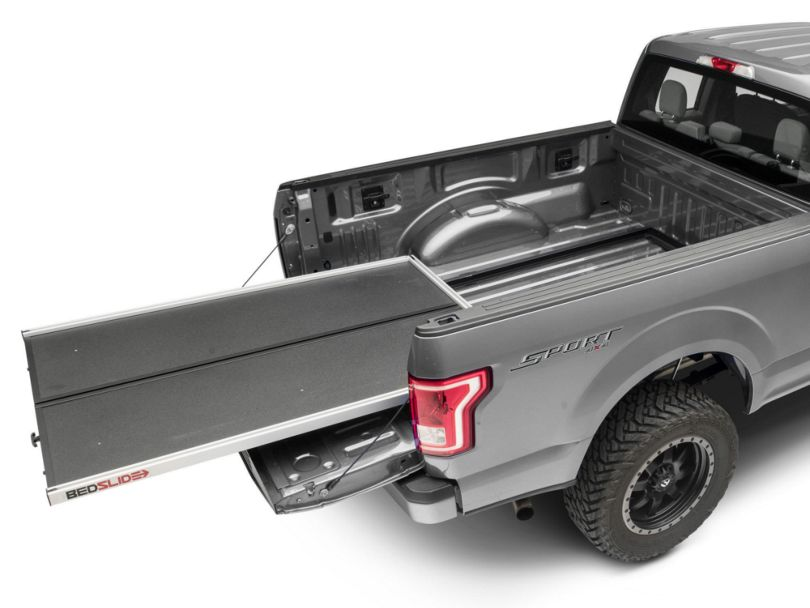 Bedslide S Model Bed Cargo Slide (97-20 F-150)