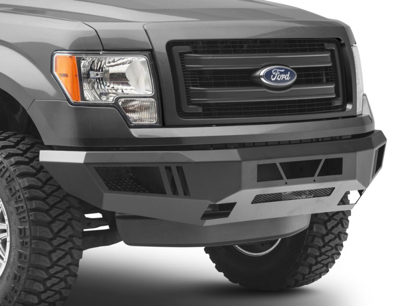 Barricade Extreme HD Front Bumper (09-14 F-150, Excluding Raptor)