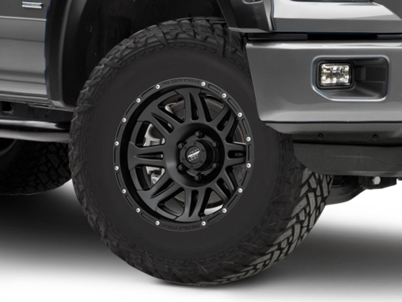 Pro Comp Wheels 05 Series Matte Black 6-Lug Wheel; 17x9; -6mm Offset (15-20 F-150)