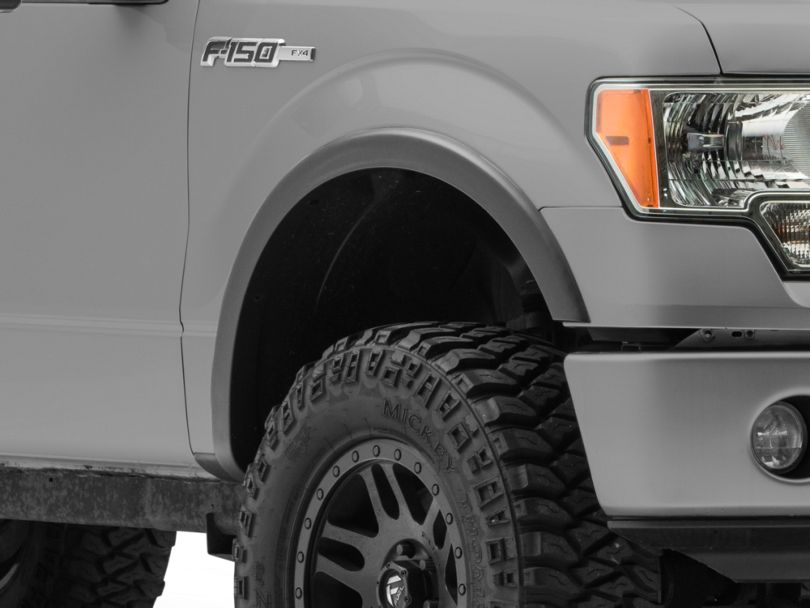 Duratrek OE Replacement Fender Flares (09-14 F-150 Styleside w/ OE Fender Flares)