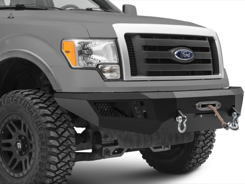Barricade Extreme HD Winch Front Bumper (09-14 F-150, Excluding EcoBoost & Raptor)