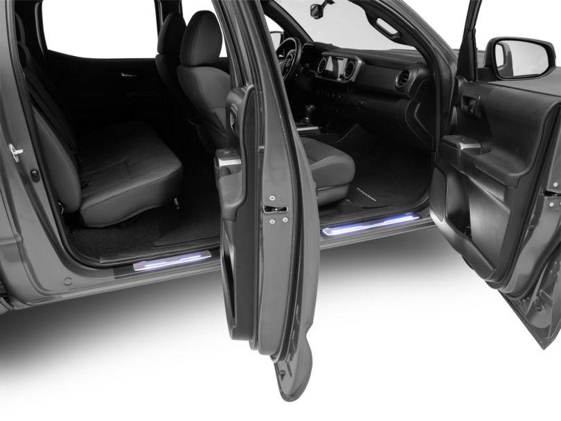 Aniglo Illuminated Door Sill Plates (05-19 Tacoma Double Cab)