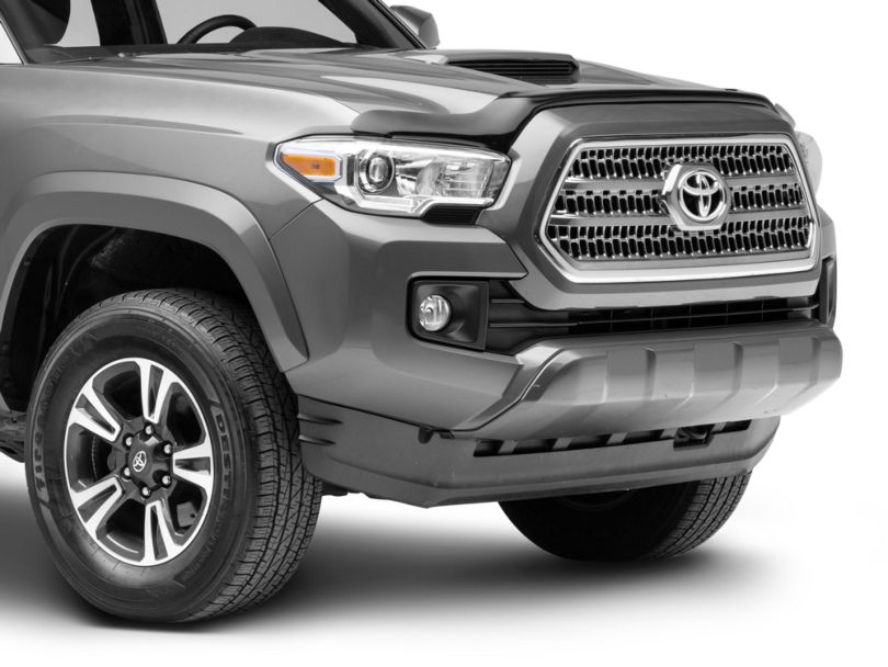 Weathertech Stone & Bug Deflector - Dark Smoke (16-20 Tacoma)