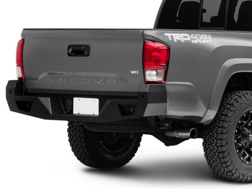 Armour Rear Bumper (16-20 Tacoma)