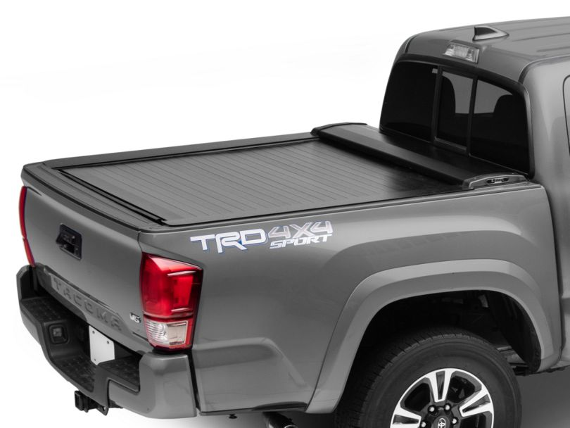 Pace Edwards SwitchBlade Metal Retractable Bed Cover (16-20 Tacoma)