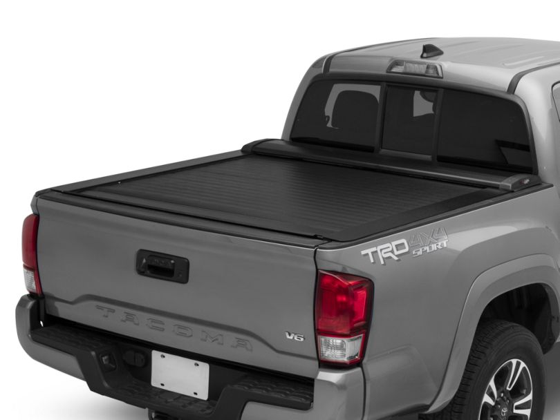 Pace Edwards SwitchBlade Retractable Bed Cover (16-20 Tacoma)