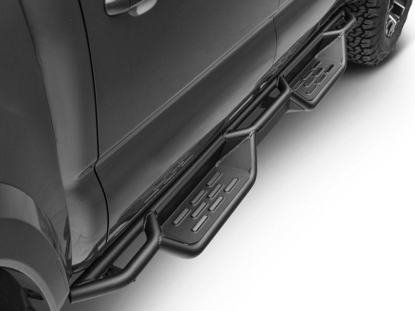 Barricade HD Drop Side Step Bars (05-20 Tacoma Double Cab)