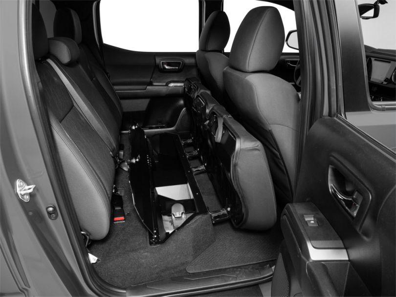 Alterum Locking Under Seat Storage Box (05-20 Tacoma Double Cab)