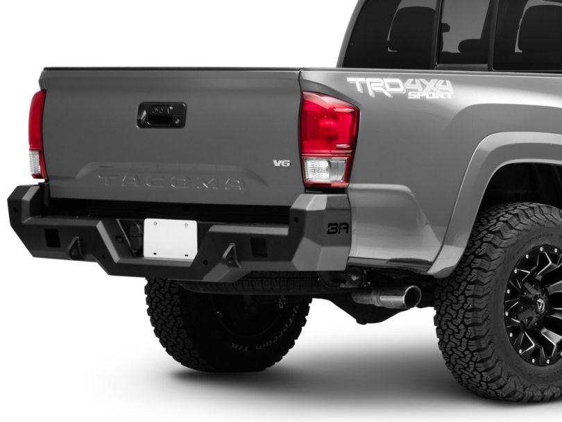 Body Armor 4x4 PRO-Series Rear Bumper (16-20 Tacoma)