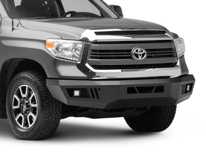 Barricade HD Front Bumper with LED Fog Lights (14-20 Tundra)