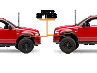 6 Inch Lift Kit For Ford F150 4x4 >> 1997 2003 F 150 Lift Kits Americantrucks