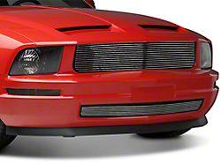 Modern Billet Retro Billet Grille - Combo - Polished (05-09 V6)