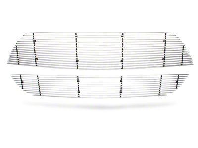 Modern Billet Upper & Lower Billet Grille - Polished (07-09 GT500)