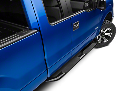 Ford F-150 Side Step Bars & Running Boards | AmericanTrucks com