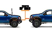 2014 F150 Leveling Kit >> 2009 2014 F 150 Lift Kits Americantrucks