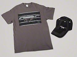 Running Pony T-Shirt and Hat Combo