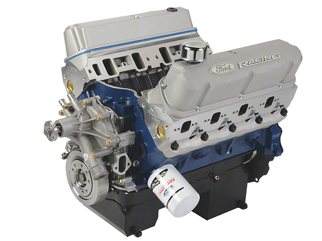 Ford Performance 460 Cubic Inch 575 HP Crate Engine Front/Rear Sump