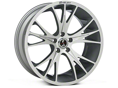 Shelby CS1 Hyper Silver Wheel - 20x9 (15-17 All)