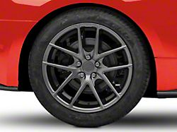 Niche Targa Matte Anthracite Wheel - 19x9.5 - Rear Only (15-19 GT, EcoBoost, V6)