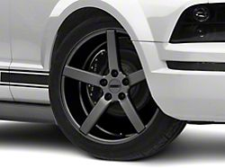MMD 551C Charcoal Wheel; 20x8.5 (05-09 All)