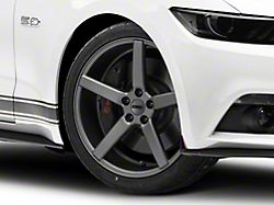 MMD 551C Charcoal Wheel; 20x8.5 (15-20 GT, EcoBoost, V6)