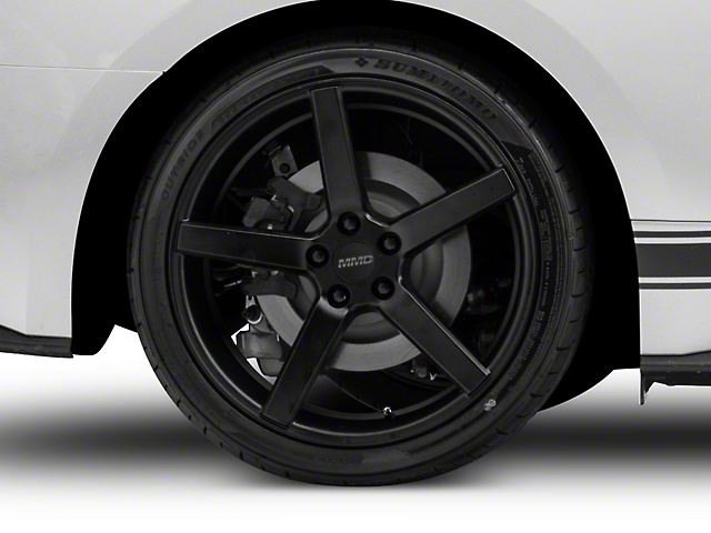 MMD 551C Matte Black Wheel - 20x10 - Rear Only (15-20 GT, EcoBoost, V6)