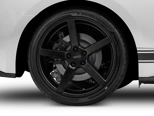 MMD 551C Matte Black Wheel - 20x10 (15-18 GT, EcoBoost, V6)