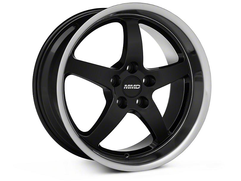 MMD Kage Black Wheel - 18x9 (05-14 V6; 05-10 GT)