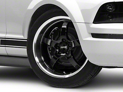 MMD Kage Black Wheel - 19x8.5 (05-14 GT, V6)