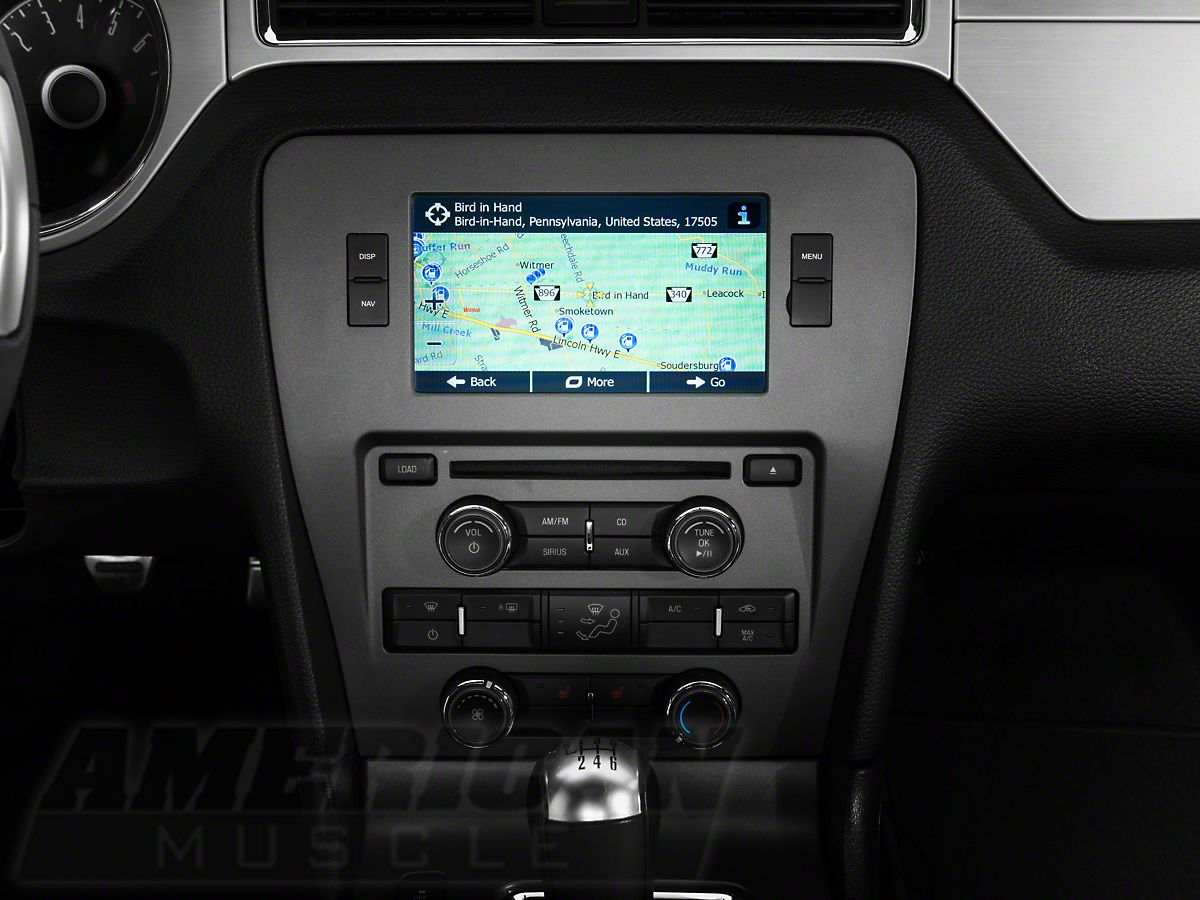 Raxiom OE-Style GPS Navigation w/ Bluetooth & Back-Up Camera (10-14  Equipped w/ SYNC)