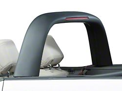 CDC Classic Light Bar with Interior Dome Light; Charcoal (05-14 All)