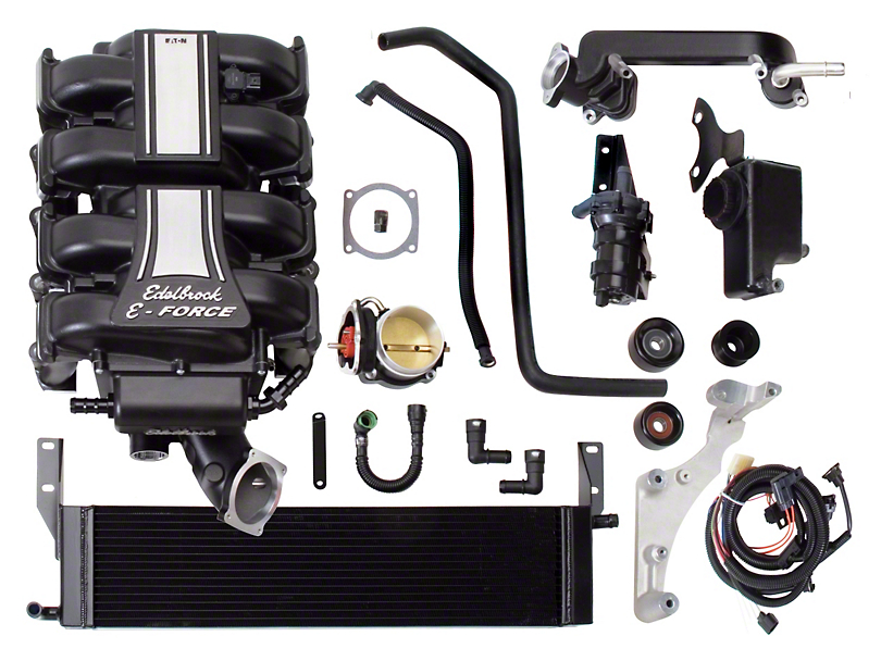 Edelbrock E-Force Stage 3 Professional Supercharger Kit w/ Tuner (05-09 GT)