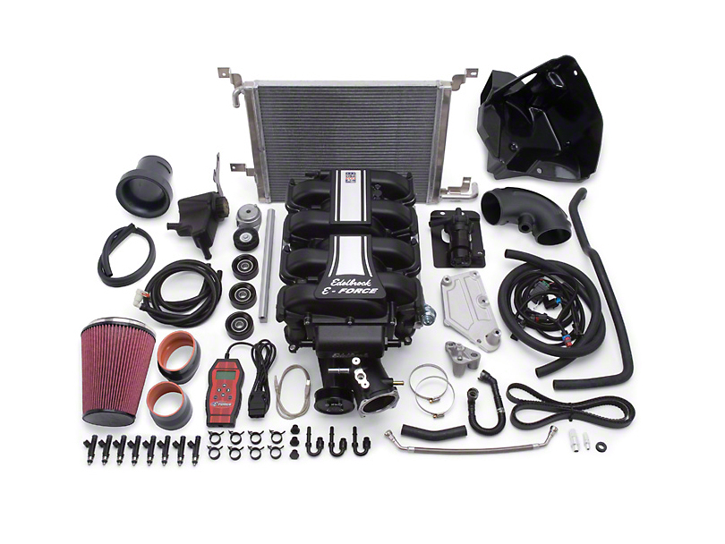 Edelbrock E-Force Stage 2 Track Supercharger Kit with Tuner (11-14 GT)