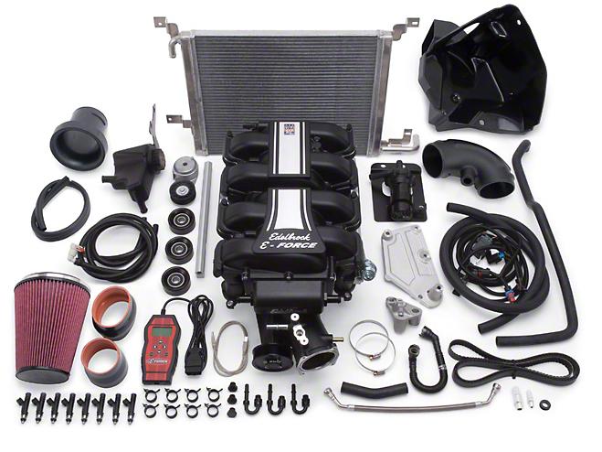 Edelbrock E-Force Stage 2 Track Supercharger Kit w/ Tuner (11-14 GT)